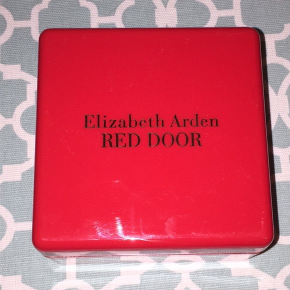 New Elizabeth Arden Red Door Body Powder